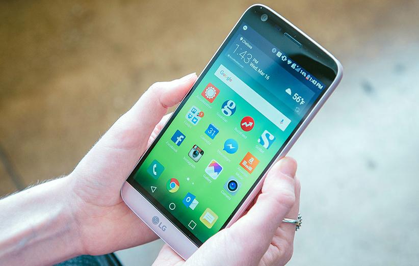 LG Mobile 1