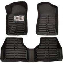 کفپوش سه بعدی ( پلی اورتان ) خودرو مناسب برای پژو ۴۰۵ ، پژو پارس و سمند